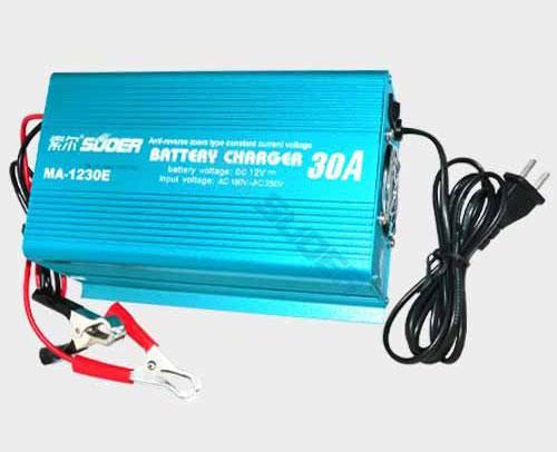 索尔充电器MA-1230E30A12V