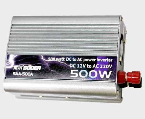 索尔-逆变器SAA500W12V