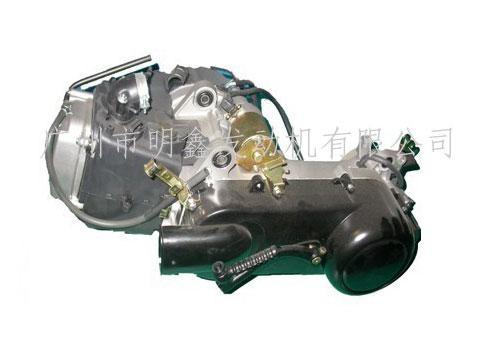 fy152qmi 弯梁摩托车发动机