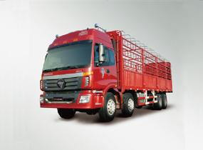 福田欧曼GTL 6系 430马力 6X2 牵引车(BJ4259SNFKB-XG)