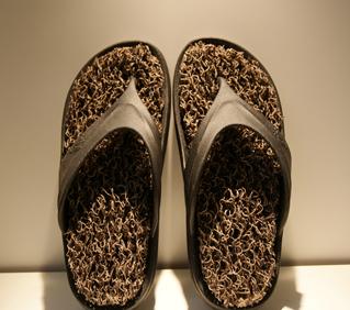 御马拖鞋DIY-1