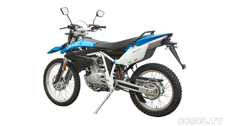 轻骑铃木QM150GY-K摩托车