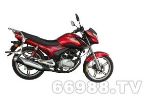 轻骑铃木锋爽QM150-9D(IV)摩托车