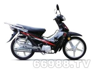轻骑铃木泰本田QM110-8A摩托车