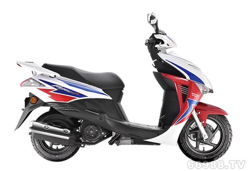 新大洲本田摩托车Mojet-FI