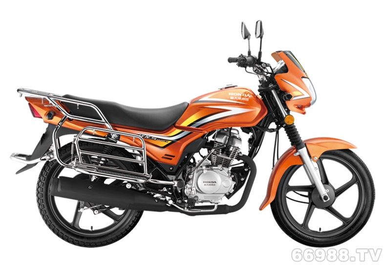 新大洲本田摩托车超级战龙