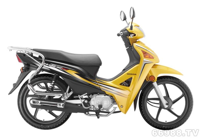 新大洲本田摩托车WAVE110/威武110