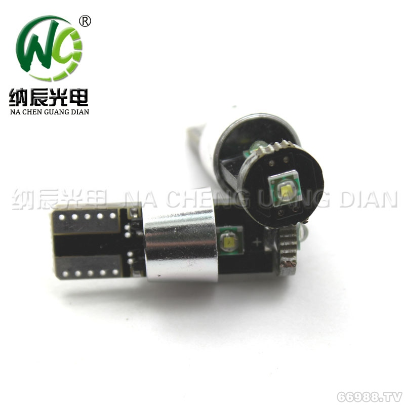 纳辰光电T10-CREE-15W示宽灯LED门边灯带解码