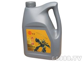 卓力嘉朗大力神CF-4润滑油