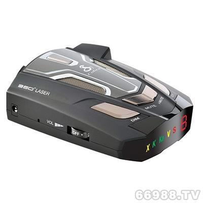 山行美国眼镜蛇Cobra SPXc5700电子狗 超高性能雷达/激光探测器
