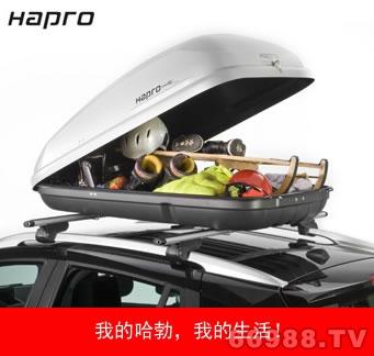 荷兰Hapro哈勃Roady鹿迪350车顶行李箱