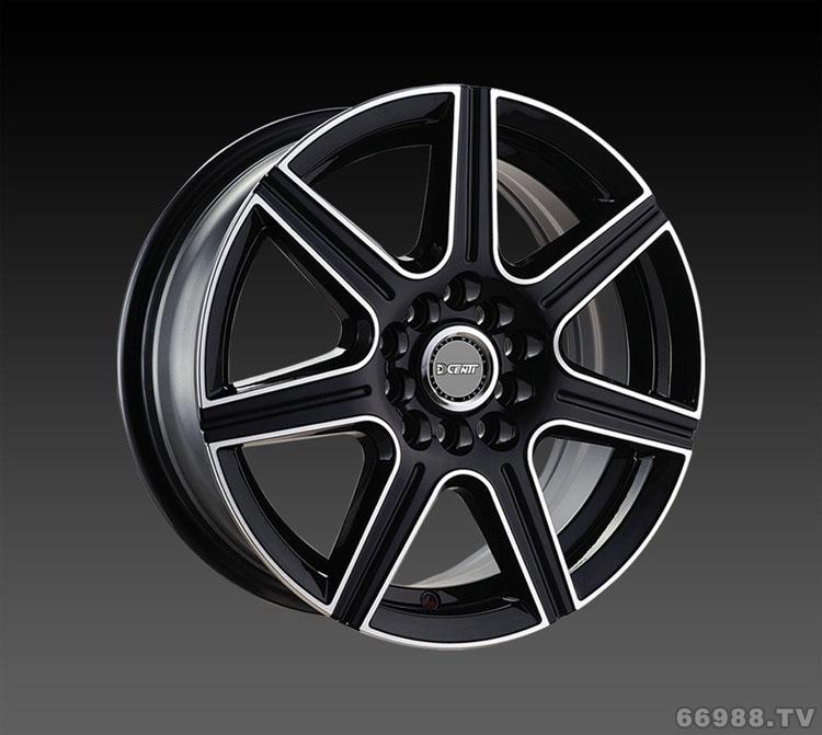 美国迪生力(DCENTI)汽车轮毂DW101