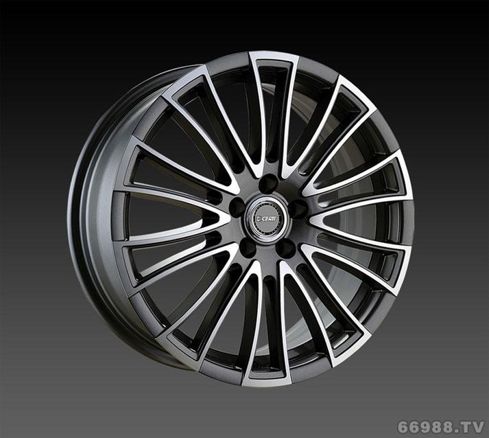 美国迪生力(DCENTI)汽车轮毂DW103