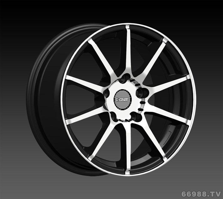 美国迪生力(DCENTI)汽车轮毂DW107