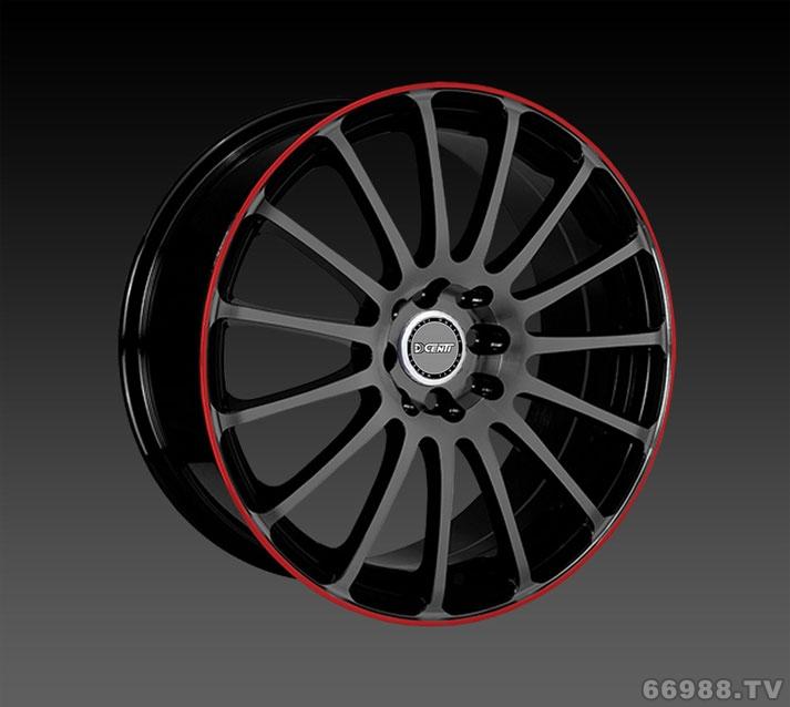 美国迪生力(DCENTI)汽车轮毂DW109