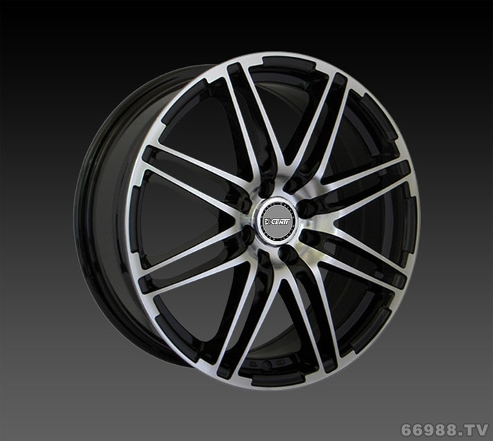 美国迪生力(DCENTI)汽车轮毂DW110