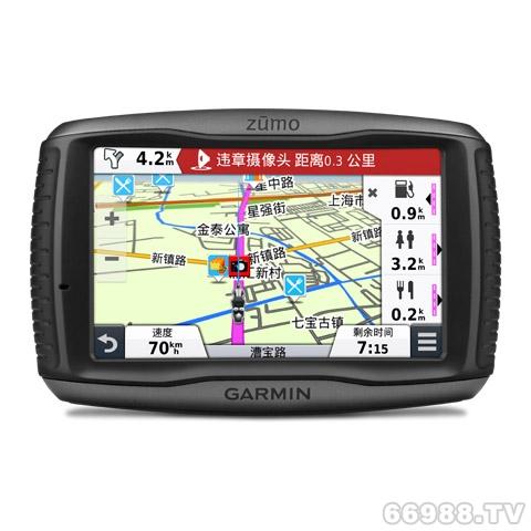 GARMIN佳明zūmo® 590车载导航仪