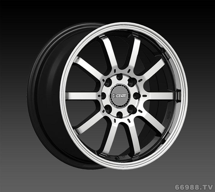 美国迪生力(DCENTI)汽车轮毂DW106