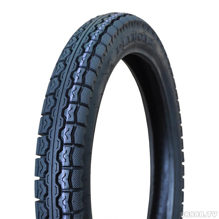 钻石摩托车轮胎2.75-18(D593)
