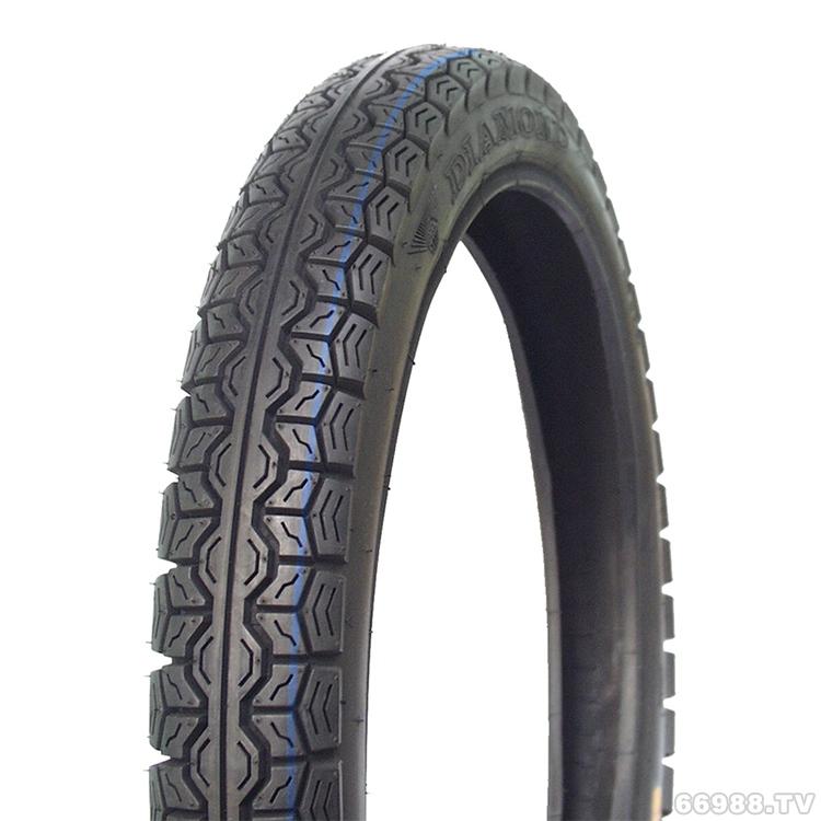 钻石摩托车轮胎2.75-18(D569)