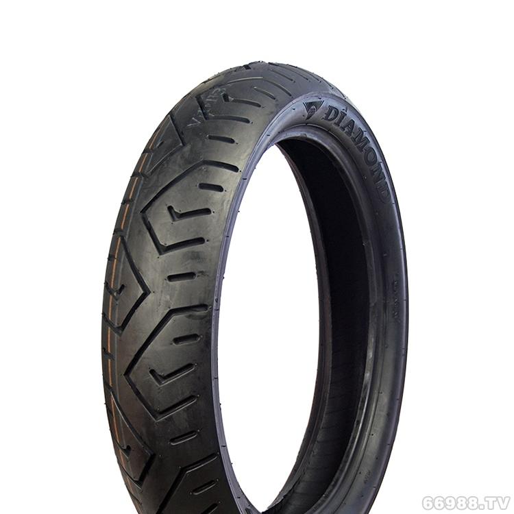 钻石摩托车轮胎110/80-17(D597)