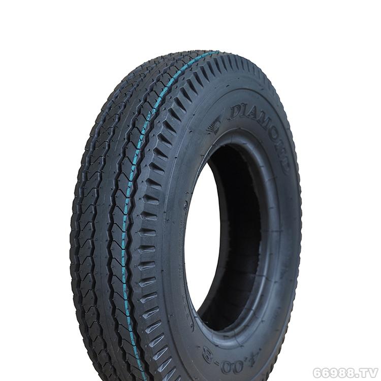 钻石摩托车轮胎4.00-8(D590)