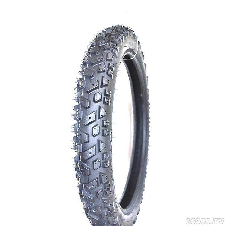 钻石摩托车轮胎2.75-17(D603)