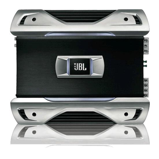 皇者汽车JBL GTO504 四声道全频功放