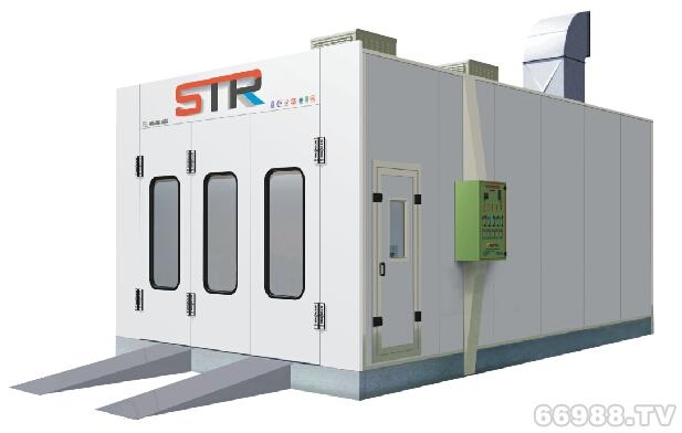 强立精品喷烤漆房STR-1103