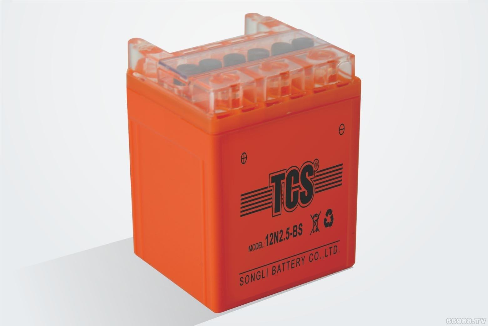 松立密封式胶体蓄电池TCS 12N2.5-BS