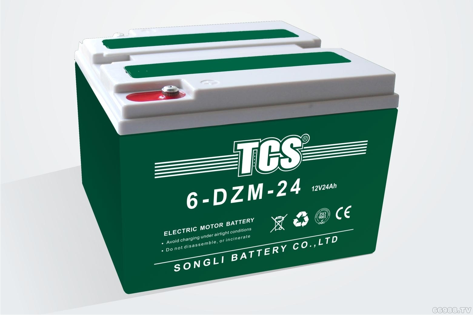 松立电动车电池TCS 6-DZM-24