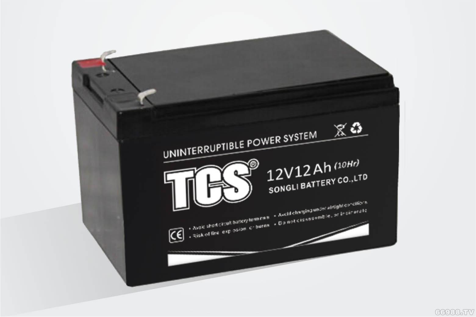 松立小密系列电池TCS SL12-12