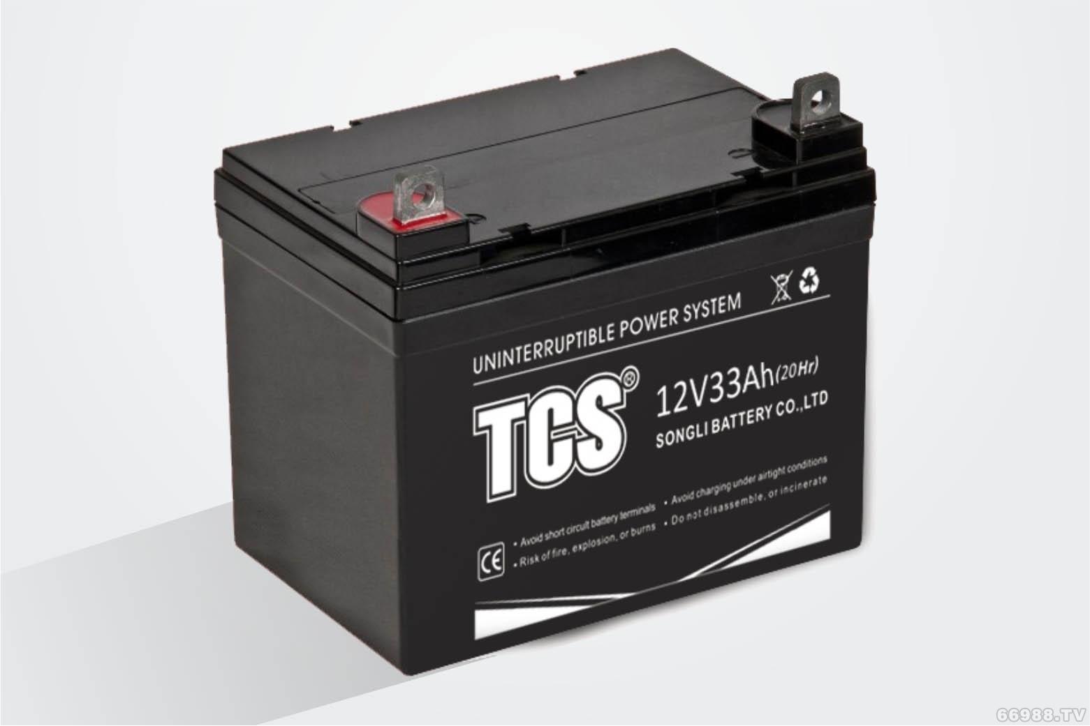 松立中密系列电池TCS SL12-33