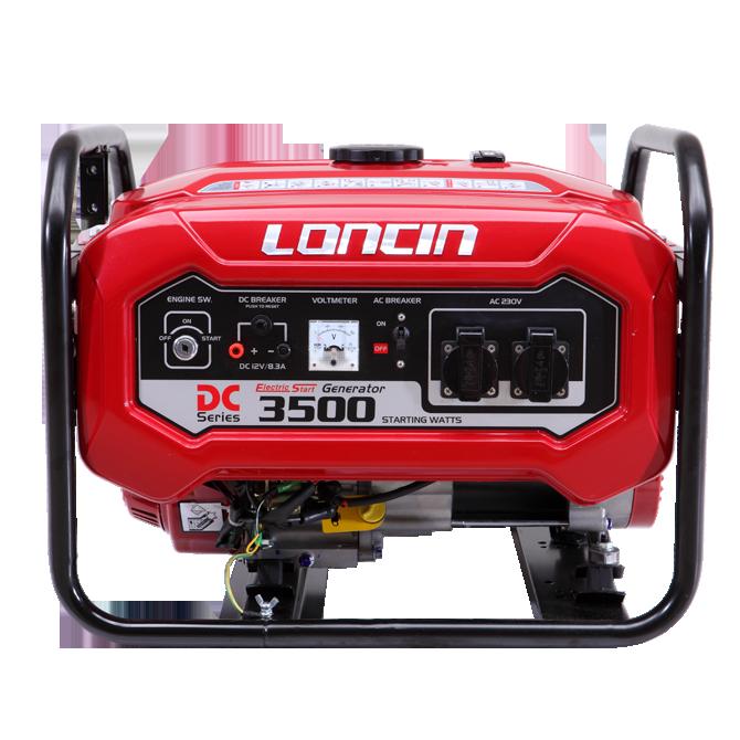 隆鑫发电机LC3500D(D)C