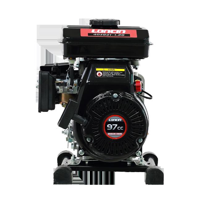 隆鑫水泵1.5英寸 LC40ZB21-1.2Q