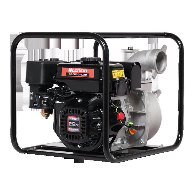 隆鑫水泵3英寸 LC80ZB30-4.2Q