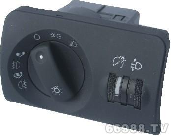瑞兴奥迪A6 C5大灯开关(带大灯角度调节按钮)