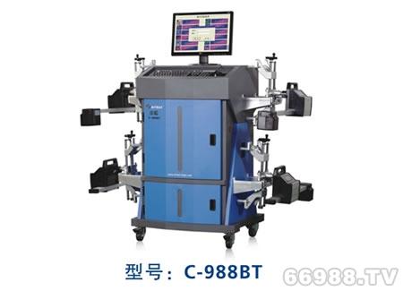 优联兴小松C-988BT四轮定位仪