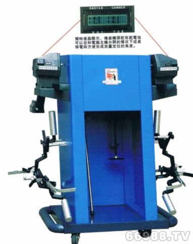 锦凯通万达卡车/大巴前轮定位仪 TB-2S