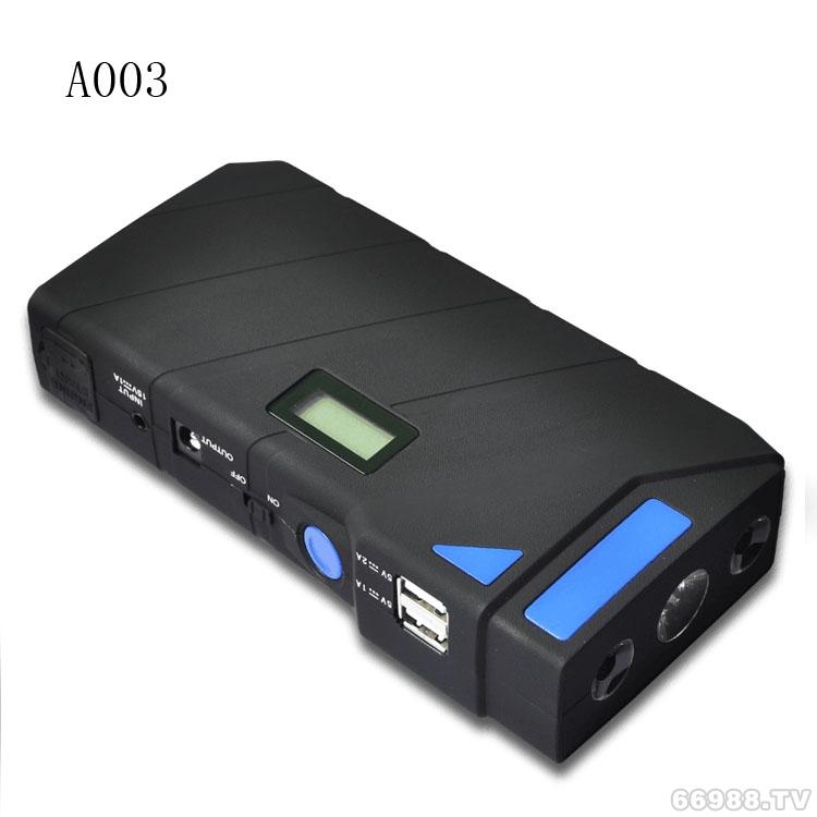 奔霸王A003高容量应急启动电源
