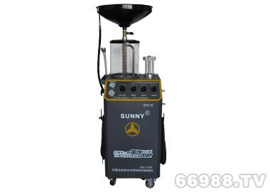 车安达SUNNY ASE-008润滑系统免拆深度清洗&换油机