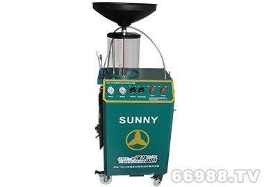 车安达SUNNY ASE-002润滑系统免拆动态精洗设备