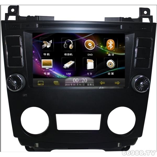 卡百特皇家影院奔腾新B70车载专用DVD导航仪