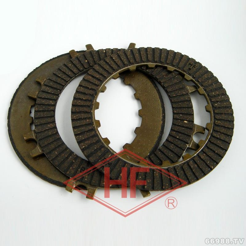 奔马HF 摩托车离合器摩擦片 90D普通