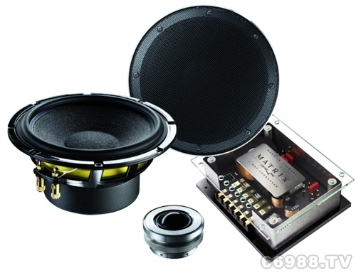 Matrix系列HI-END扬声器 Matrix 2 way system