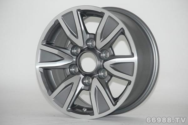 伟烨铝轮毂 WY633