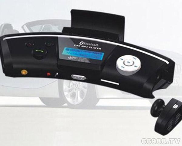 华富隆方向盘蓝牙免提带MP3