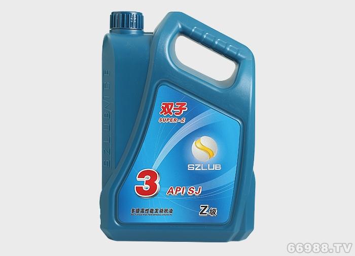 京祺双子汽油机油 SJ 系列 10W-40 3.5L