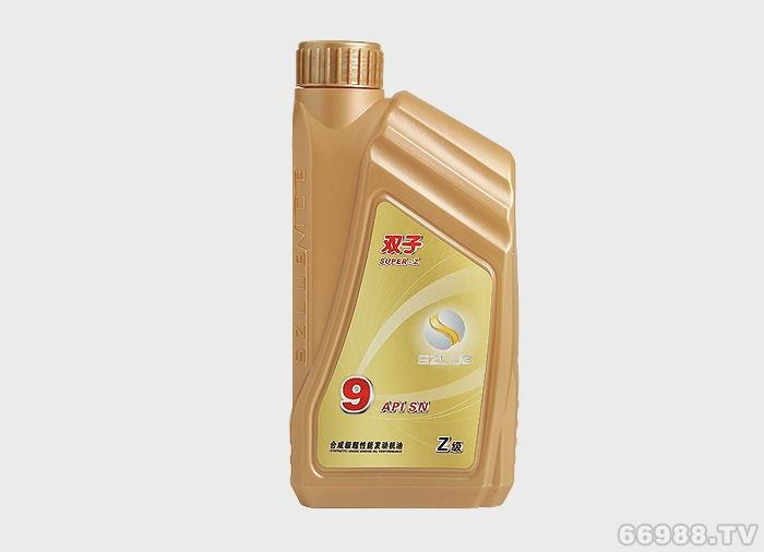 京祺双子汽油机油 SN 系列 0W-40 1L