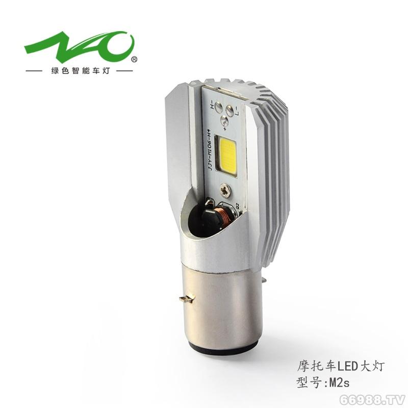 九加一(NAO)摩托车LED大灯M2S